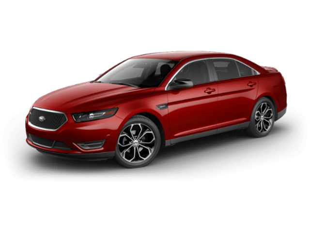 2018 Ford Taurus SHO 4-door Large Passenger Car